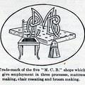 Massachusetts Commission for the Blind trademark logo.